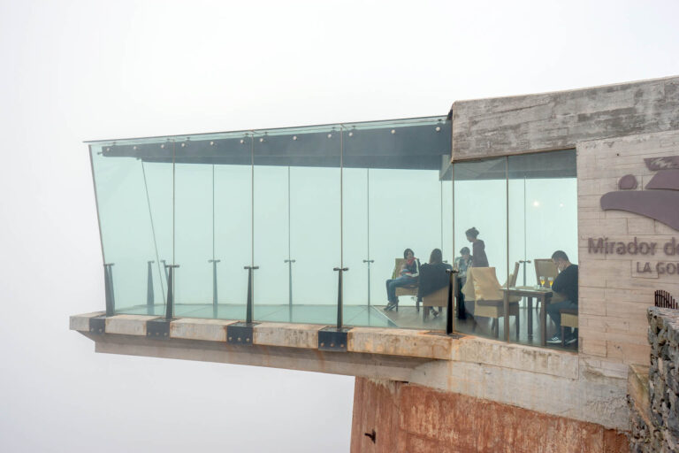 Read more about the article Der Abrante Aussichtspunkt auf La Gomera