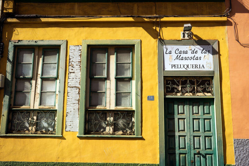 Read more about the article San Cristóbal de La Laguna auf Teneriffa