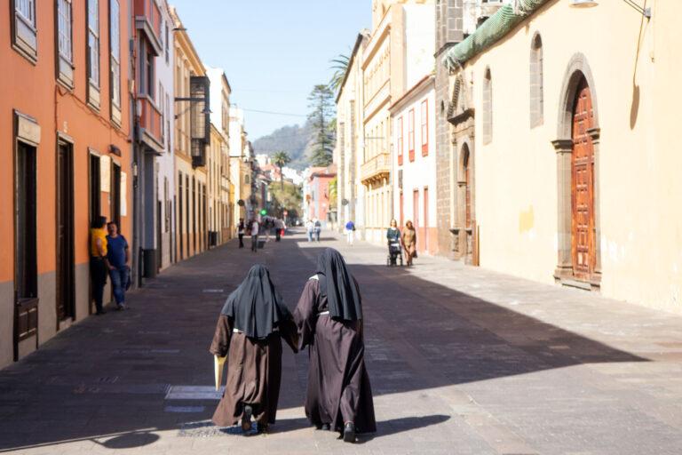 Read more about the article Casco Antiguo die Altstadt von La Laguna – Teneriffa