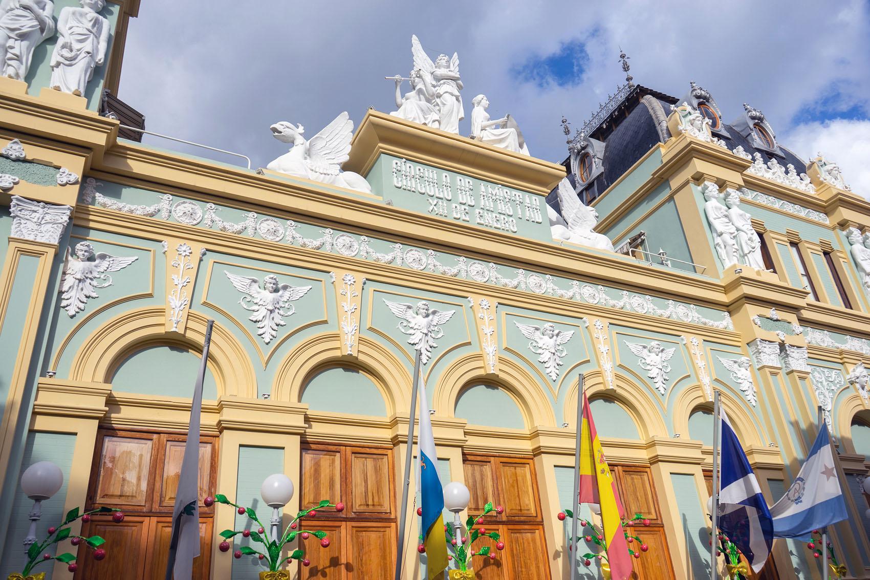 Circulo de Amistad Santa Cruz Tenerife Altstadt